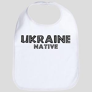 Ukraine Native Bib