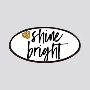 Shine bright Patch