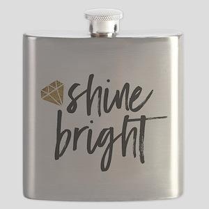 Shine bright Flask