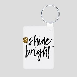 Shine bright Keychains