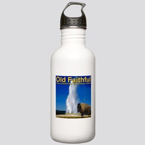 Old Faithful Yellowstone Nati Stainless Water Bott