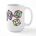 Large Cube Mug