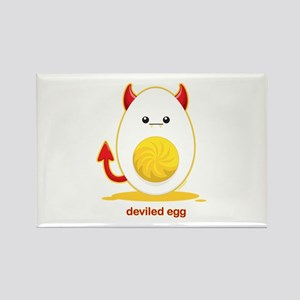 Deviled Egg Rectangle Magnet