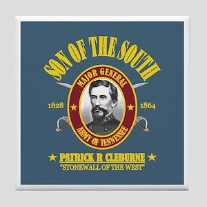 Patrick Cleburne (SOTS) Tile Coaster