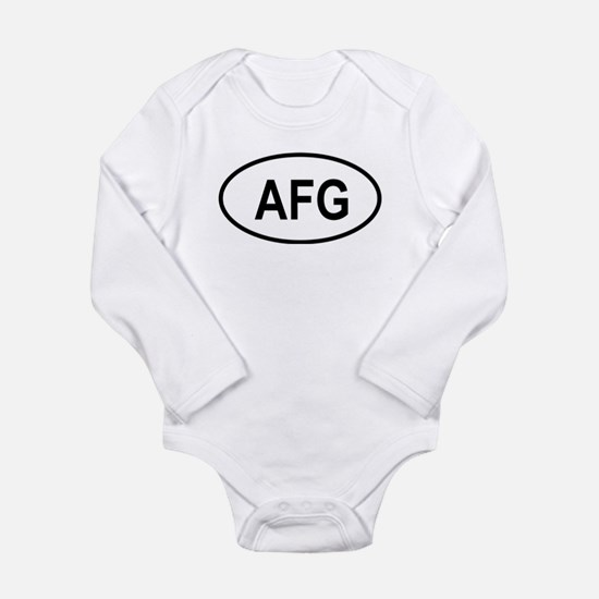 Cute Central asia Long Sleeve Infant Bodysuit