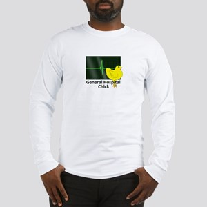 General Hospital Chick Long Sleeve T-Shirt