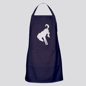 Buck n Bronco Apron (dark)
