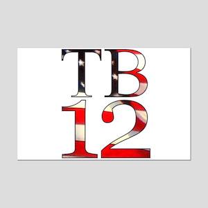 TB 12 Mini Poster Print