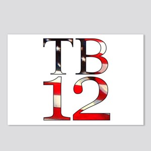 TB 12 Postcards (Package of 8)