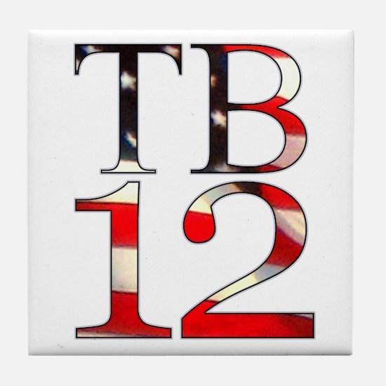 TB 12 Tile Coaster