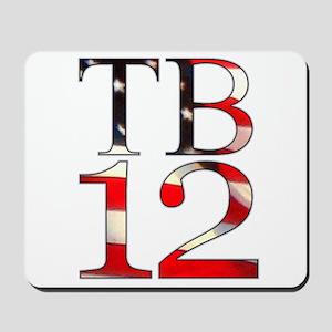TB 12 Mousepad