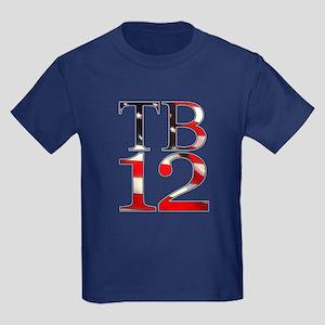 TB 12 Kids Dark T-Shirt