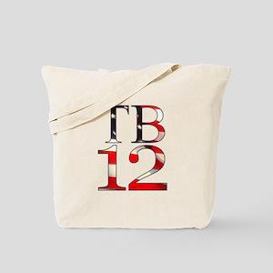 TB 12 Tote Bag