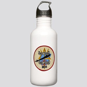 USS BARB Stainless Water Bottle 1.0L