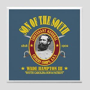 Wade Hampton (SOTS) Tile Coaster