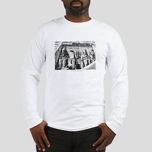 Kemet - Great Temple Long Sleeve T-Shirt