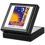 Logo W Name Keepsake Box