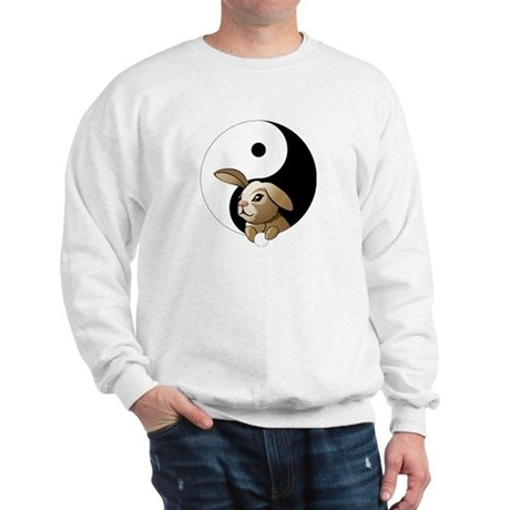 Ying Yang Bunny Sweatshirt