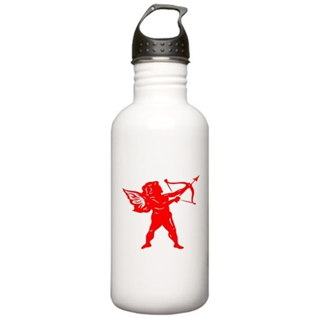 CUPID {12} : red Stainless Water Bottle 1.0L