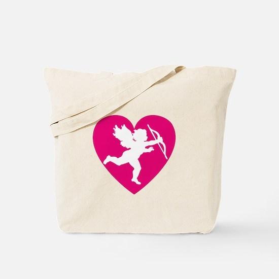 CUPID {13] : pink Tote Bag