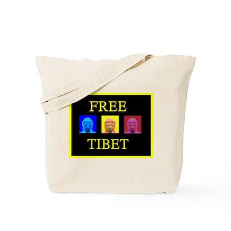 Tibet Liberation Tote Bag
