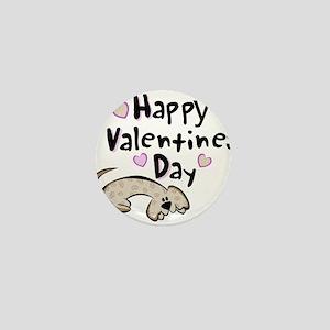 HAPPY VALENTINES DAY {4} : pu Mini Button
