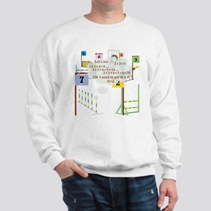 Snooker Math Sweatshirt