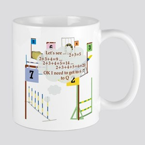 Snooker Math Mug