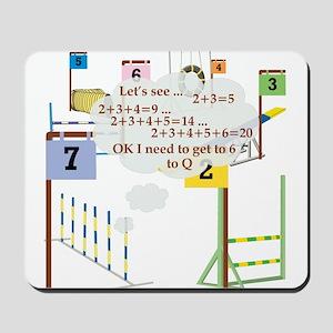 Snooker Math Mousepad