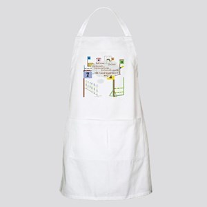 Snooker Math Apron