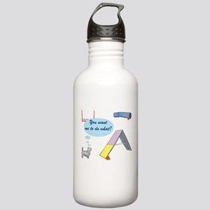 You Want What? Stainless Water Bottle 1.0L