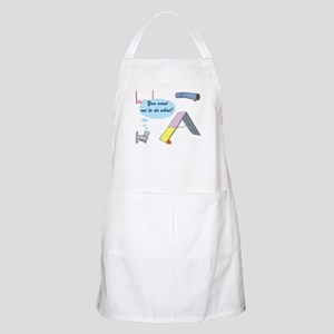 You Want What? Apron