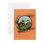 Hip Dog's Life Greeting Cards (Pk of 10)