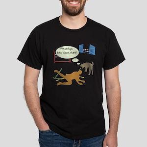 Whatchya Doin'? Dark T-Shirt