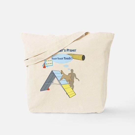 Handler's Prayer Tote Bag