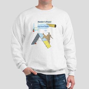 Handler's Prayer Sweatshirt