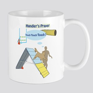 Handler's Prayer Mug