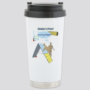 Handler's Prayer Stainless Steel Travel Mug