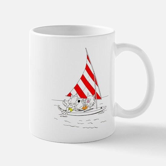 Catoons™ Sailboat Cats Mug