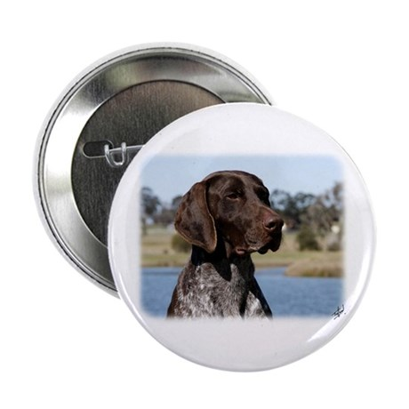 "German Shorthaired Pointer 9Y832D-027 2.25"" Button"