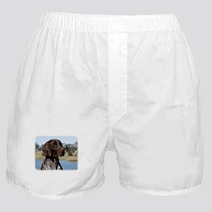 German Shorthaired Pointer 9Y832D-027 Boxer Shorts
