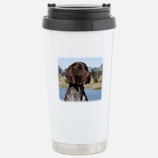 German Shorthaired Pointer 9Y832D-027 Stainless St