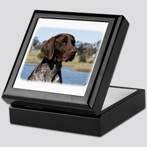 German Shorthaired Pointer 9Y832D-027 Keepsake Box