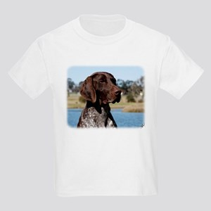 German Shorthaired Pointer 9Y832D-027 Kids Light T