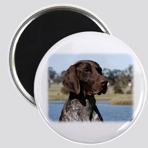 German Shorthaired Pointer 9Y832D-027 Magnet