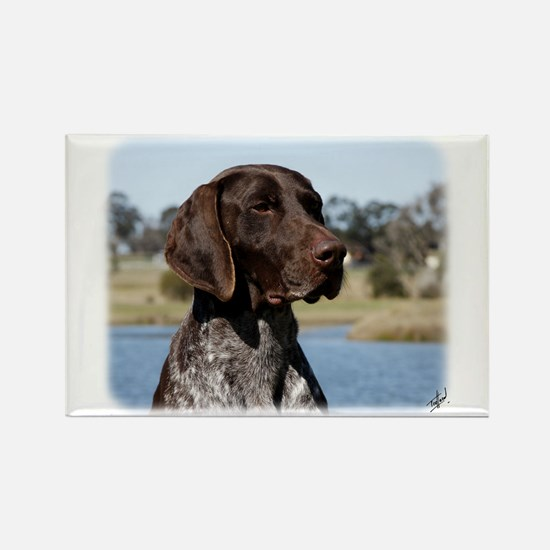 German Shorthaired Pointer 9Y832D-027 Rectangle Ma