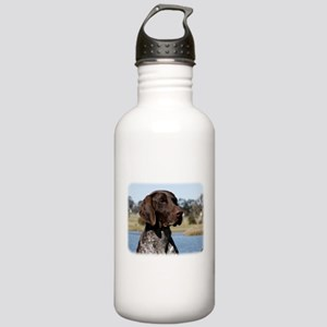 German Shorthaired Pointer 9Y832D-027 Stainless Wa