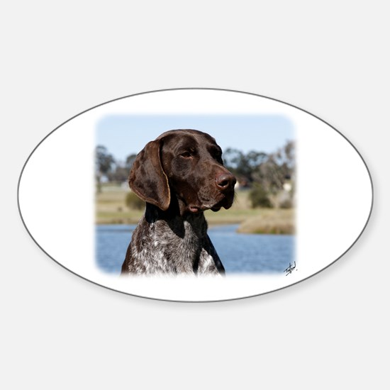 German Shorthaired Pointer 9Y832D-027 Decal