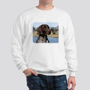 German Shorthaired Pointer 9Y832D-027 Sweatshirt