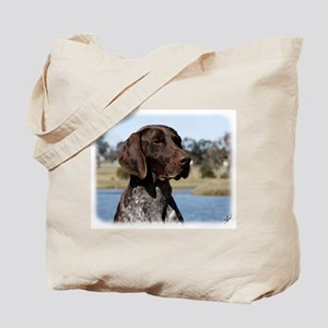 German Shorthaired Pointer 9Y832D-027 Tote Bag